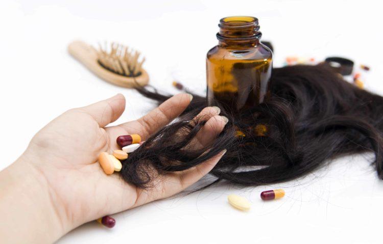 Сильно выпадают волосы какие витамины помогут