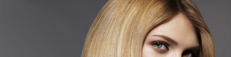 Бежевый цвет волос (30 фото)