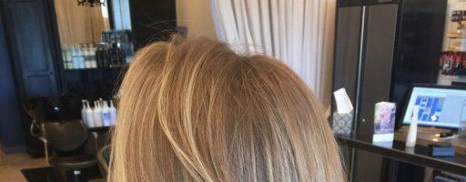 Блондирование темных и русых волос (30 фото)