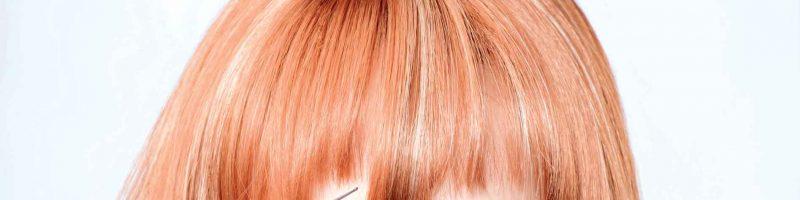 Прически с косой челкой: мода сквозь века
