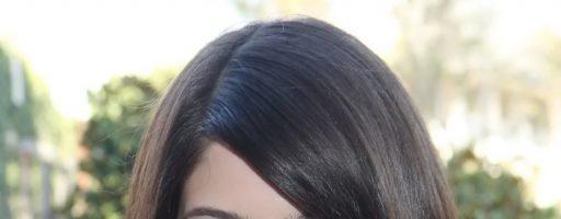 Боб-каре на волосы до плеч (30 фото)