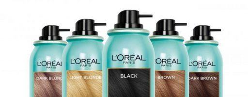 Тонирование волос с краской Лореаль