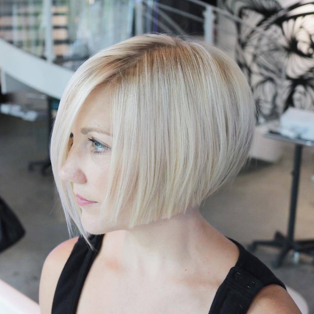 pictures of bob haircuts for fine hair разные технологии стрижки боб каре 30 фото для роста волос 5830 | creative bob hairstyles for thin hair pictures on hairstyles for 2018
