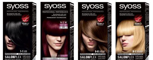 Краска для волос Сьес: классическая палитра оттенков