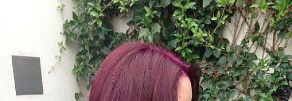 Цвет волос божоле (30 фото)