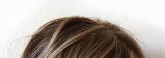 Стрижка боб на кудрявых волосах (30 фото)