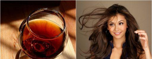 Маска для волос с коньяком: реальные отзывы
