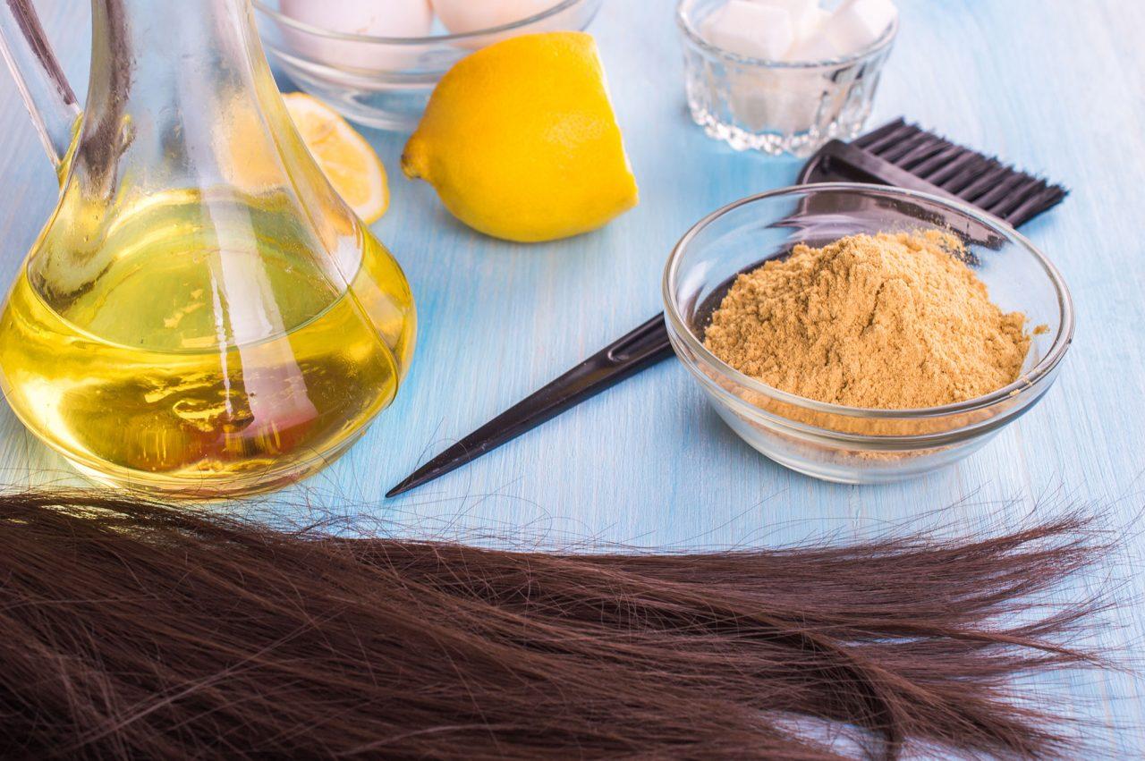 Горчица для волос: отзывы об использовании