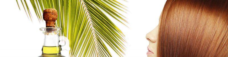 Масло кокосовое для волос: применение в виде масок