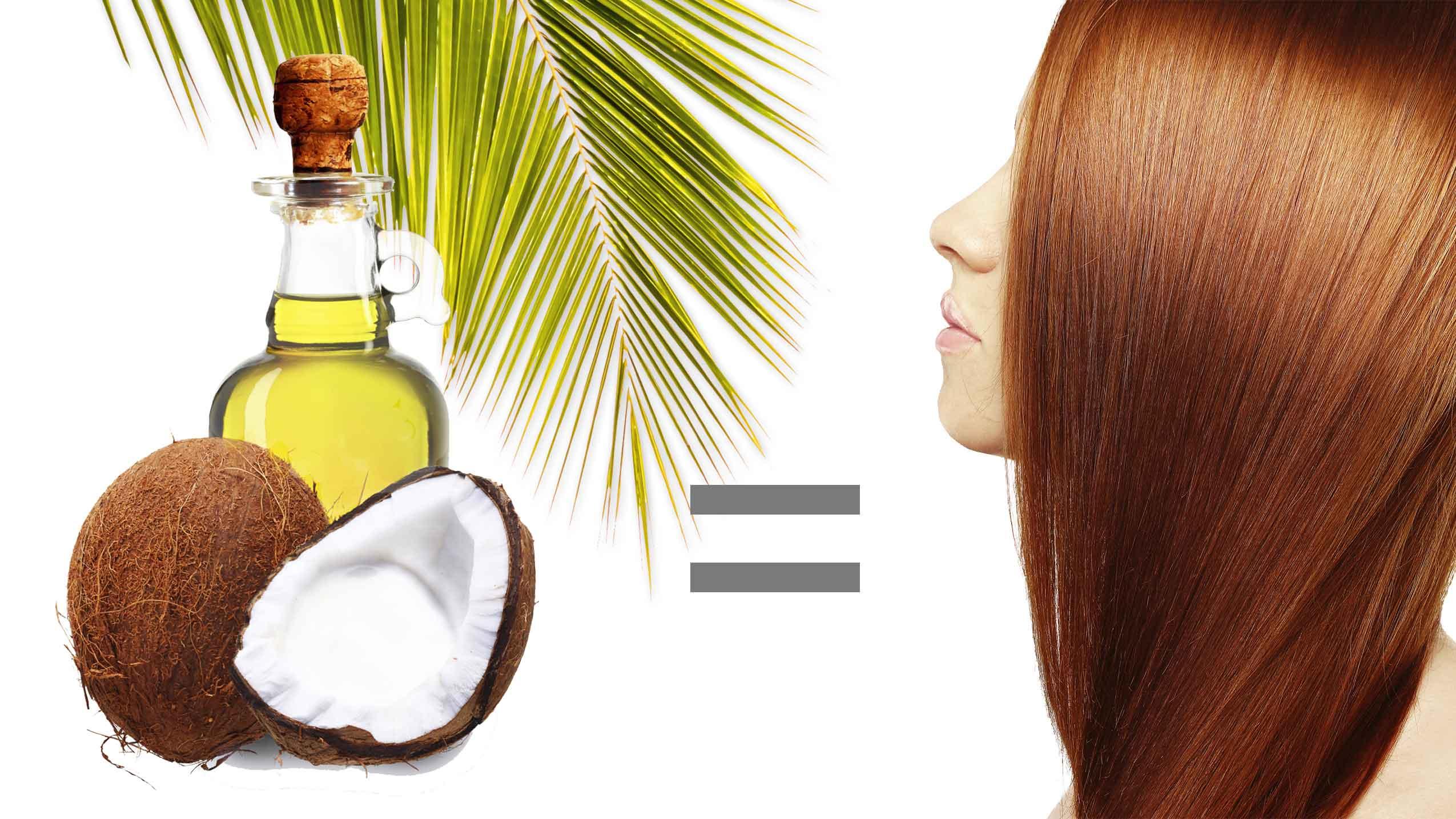 Картинки по запросу Применение кокосового масла для волос