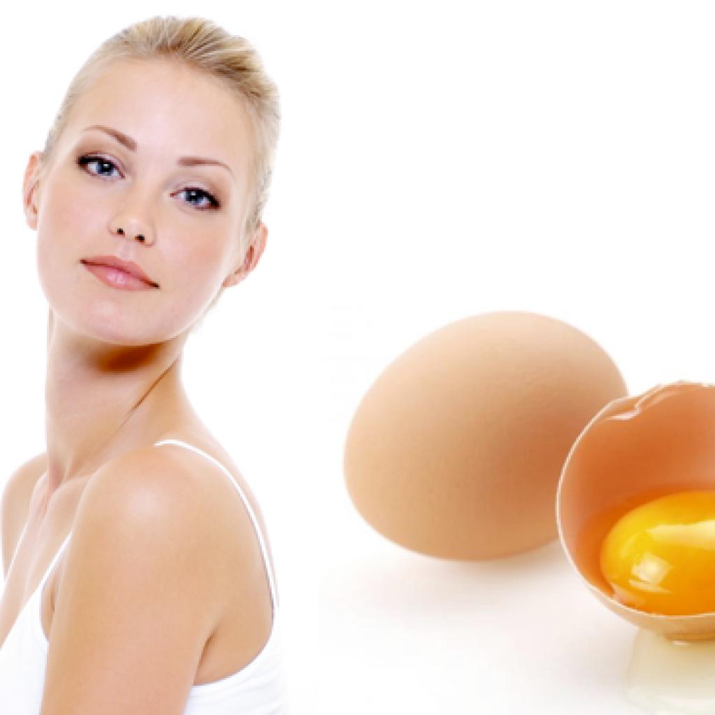 Маска для волос из яйца — на страже красоты ваших волос