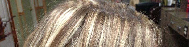 Варианты мелирования на русых волосах (30 фото)