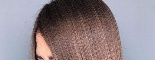 Брондирование на русых волосах (30 фото)