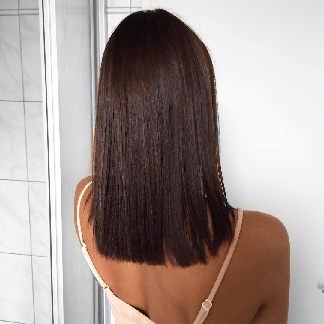 стрижка на волосы до лопаток фото болезнь, которая развивается