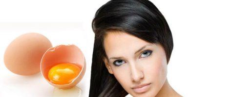 Маска с яичным желтком для волос: предназначение и результат