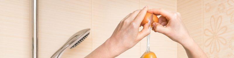 Маска из яйца для укрепления и роста локонов