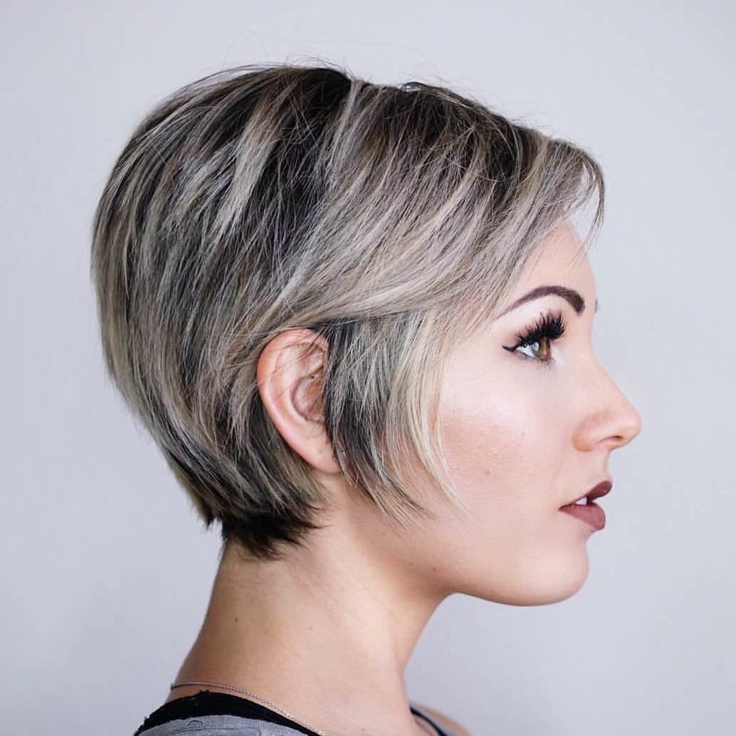 Мелирование на короткие темные волосы: стоит ли делать?