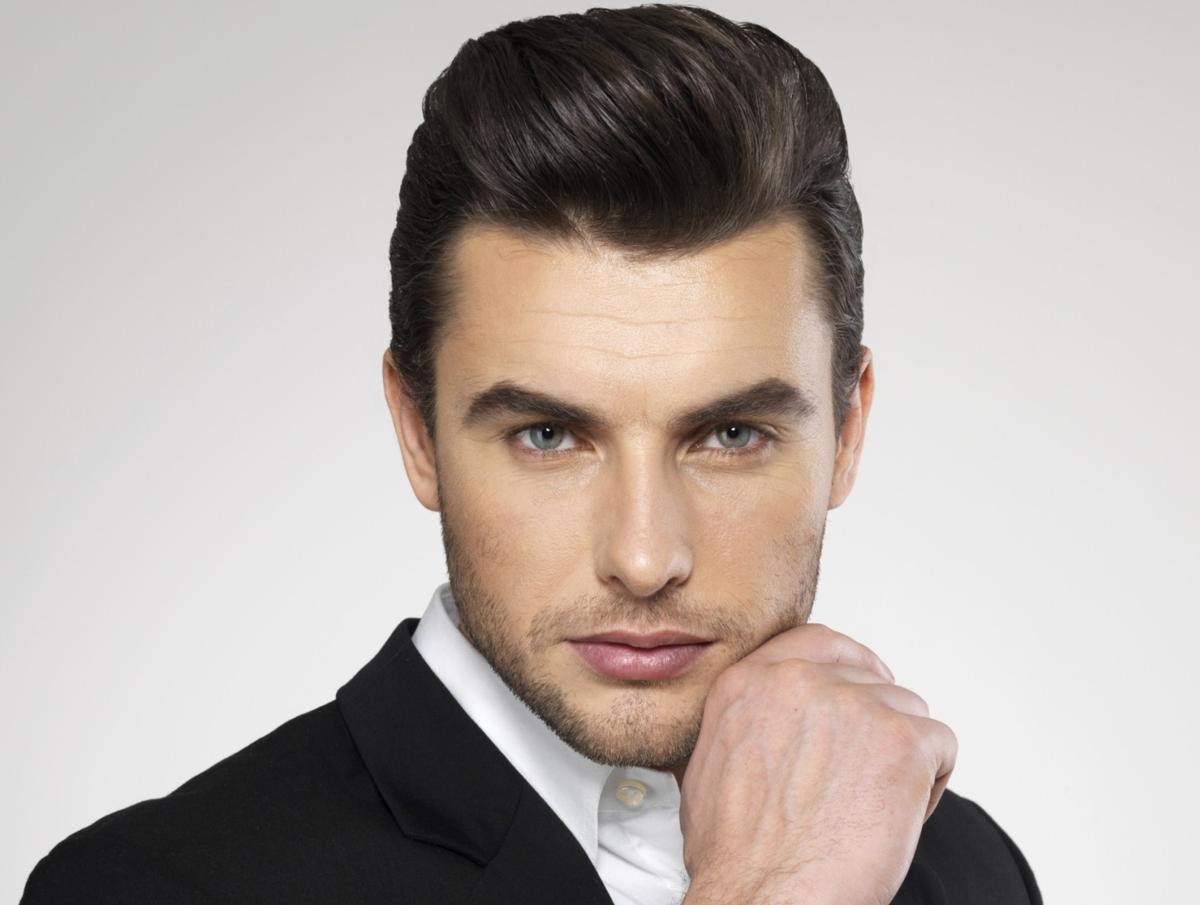 Мужские стрижки для круглого лица: какой вариант выбрать?