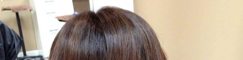 Мелирование на темные длинные волосы: возможные варианты
