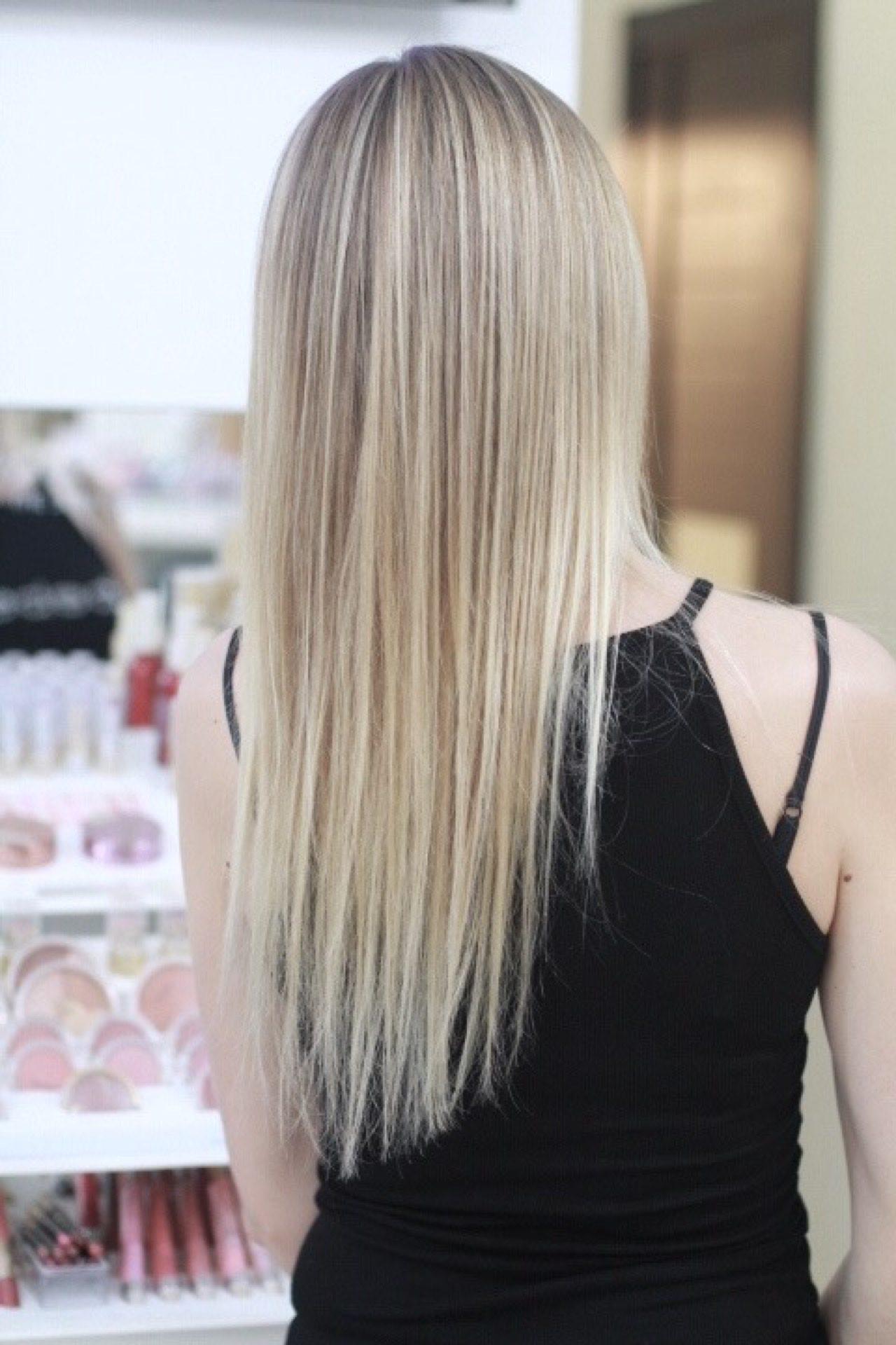 Виды мелирования на русые волосы (30 фото)