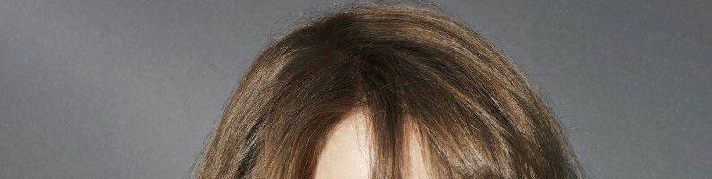 Окрашивание волос в один тон (30 фото)