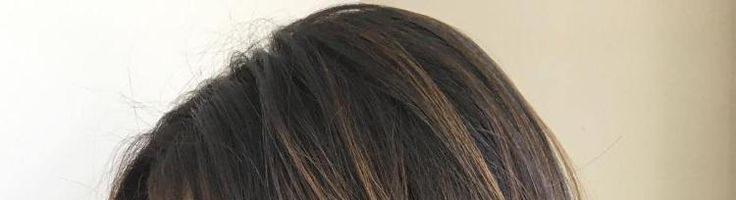 Окрашивание волос балаяж: модные техники (30 фото)