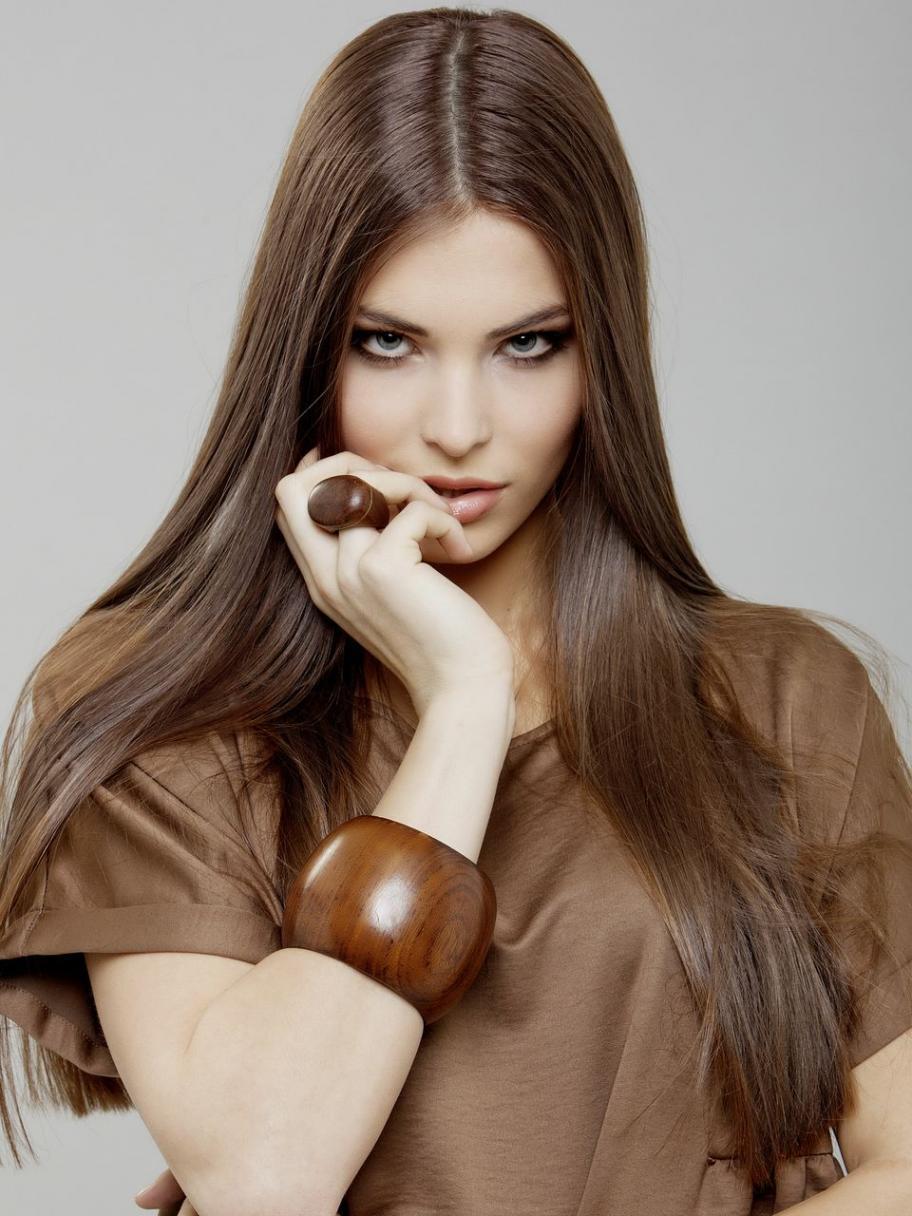 Светлый шатен цвет волос фото