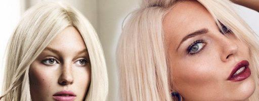 Белый цвет волос (29 фото)