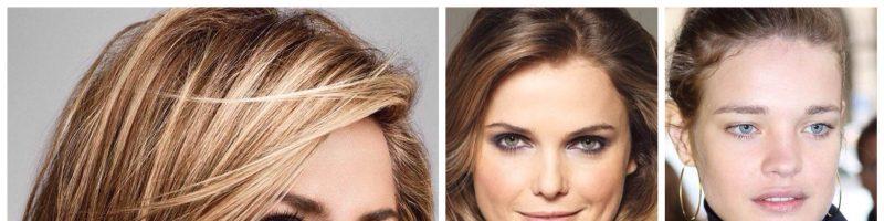 Оттенки волос для цветотипа лето (24 фото)