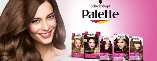 Цвета красок для волос Palette (18 фото)