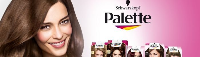 Цвета красок для волос Палет (18 фото)