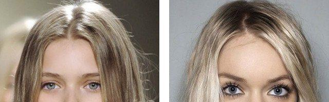 Краски для волос светло-русого цвета (23 фото)