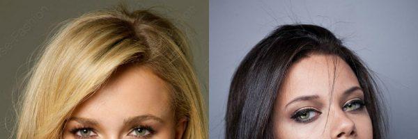 Цвета волос для зеленых глаз (28 фото)