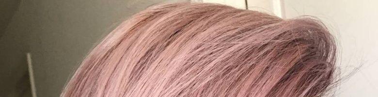 Окрашивание волос в розовый цвет (30 фото)