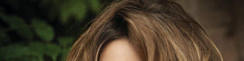 Медовый цвет волос для зеленых глаз (30 фото)