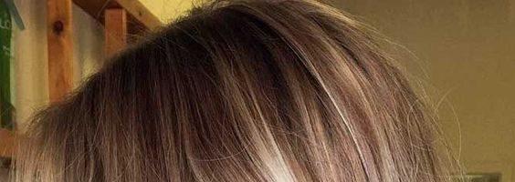 Окрашивание волос от темного к светлому (30 фото)