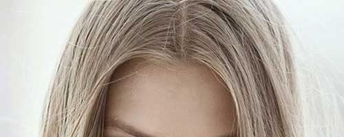 Натуральный русый цвет волос: красота и свежесть в моде