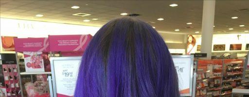 Окрашивание волос тоником «до» и «после» (25 фото)
