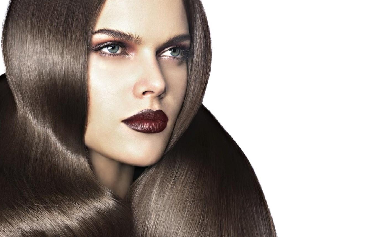 холодный каштановый цвет волос фото