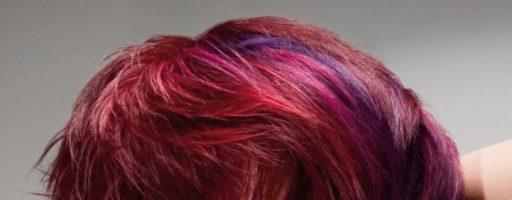 Покраска волос в два цвета (30 фото)