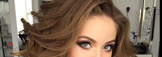 Цвета волос для голубых глаз (40 фото)