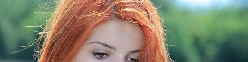 Какие можно получить оттенки волос рыжего цвета после окрашивания?