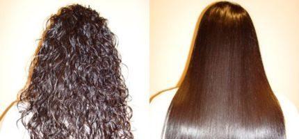 Кератиновое выпрямление волос (37 фото)