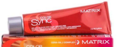 Профессиональное окрашивание: палитра красок для волос Матрикс