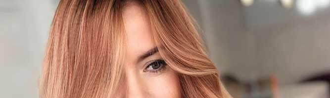 Покраска волос в стиле шатуш на темные волосы (30 фото)