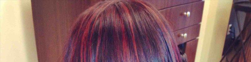 Покраска волос в три цвета (30 фото)