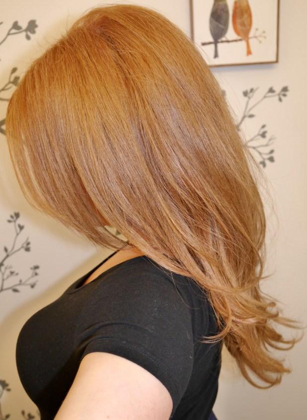 Карамельный цвет волос (50 фото) Все оттенки