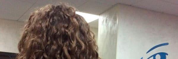 Биозавивка волос крупные локоны (30 фото)
