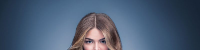 Окрашивание с эффектом выгоревших волос: на разную длину локонов