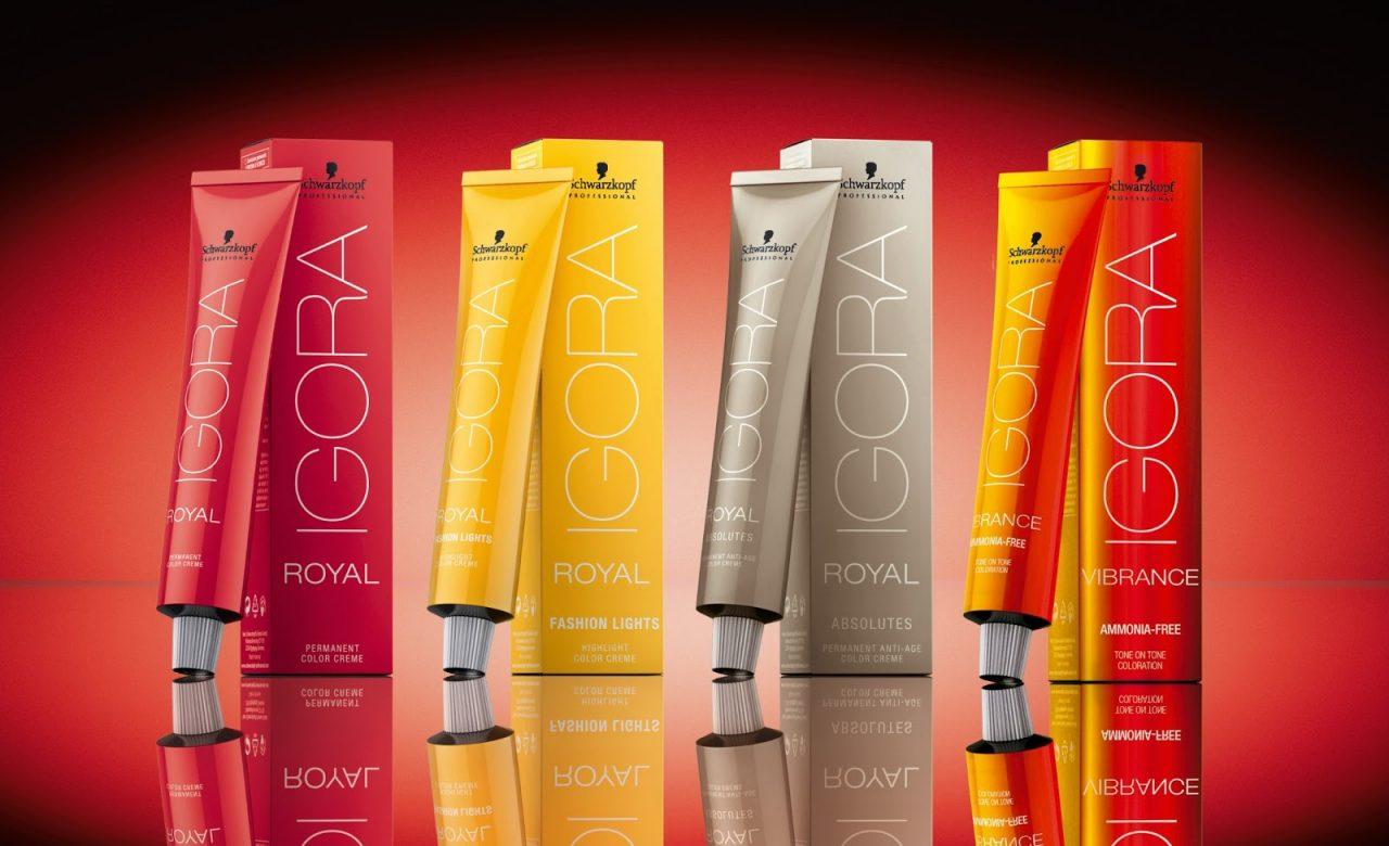 Профессиональная краска для волос Игора: обзор существующей палитры